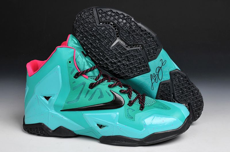 Nike LeBron 11 South Beach Pink