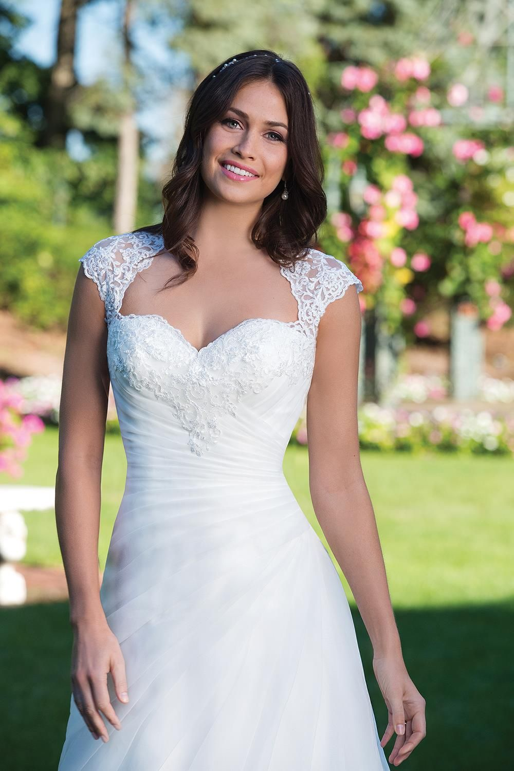 wedding dress from sincerity bridal hitched selection