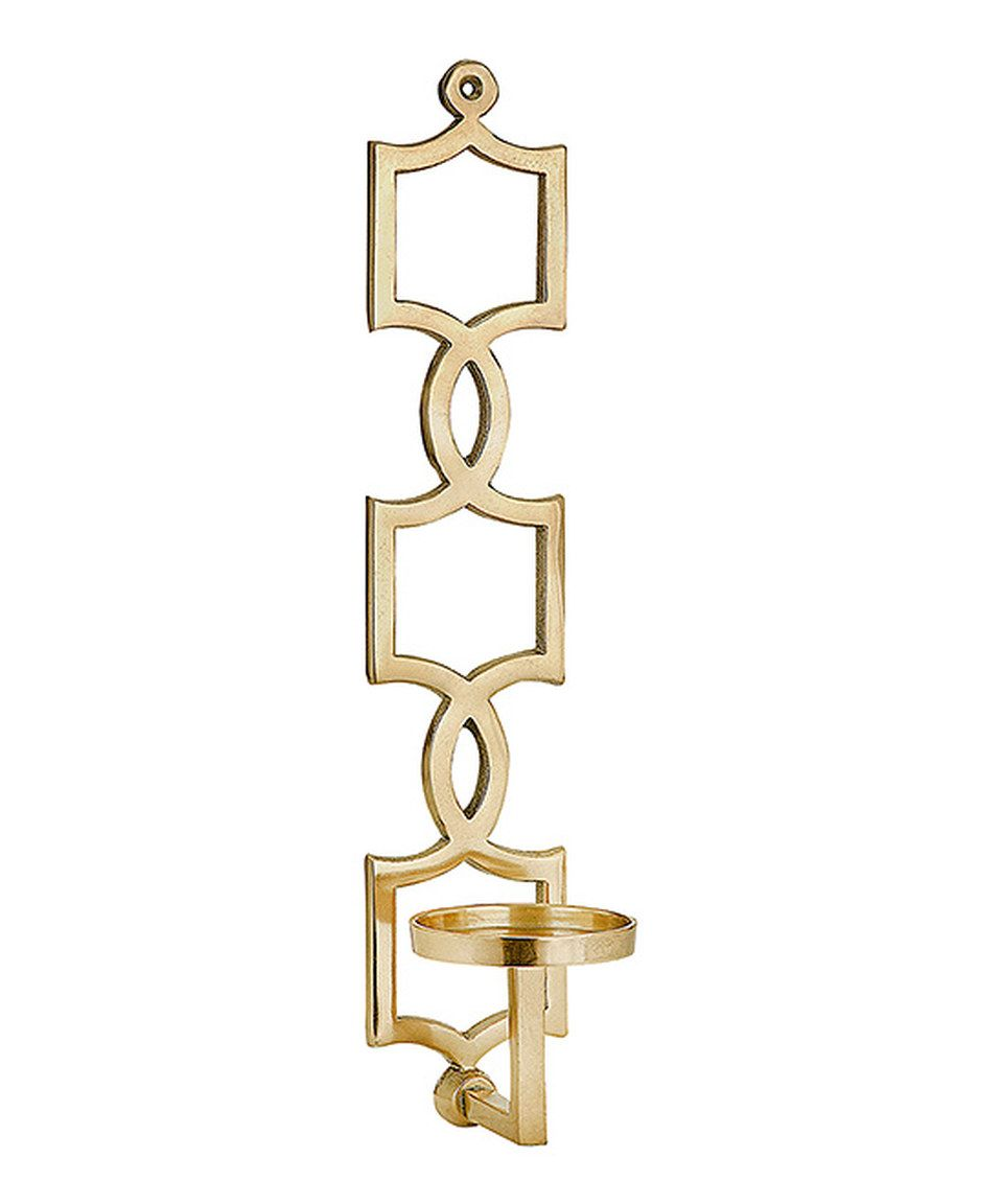 Another great find on zulily sadie wall sconce by imax