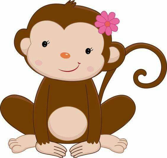 pin by carol bach on animals pinterest monkey leis and clip art rh pinterest com Giraffe Baby Shower Clip Art baby shower monkey theme clip art