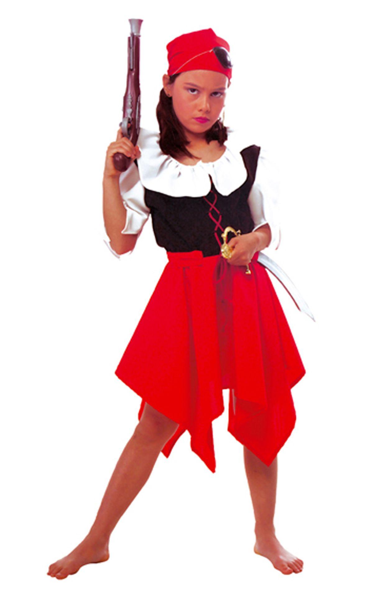 Piratenkostüm für Mädchen bei Karnevalswierts.com   Piratenfest ...
