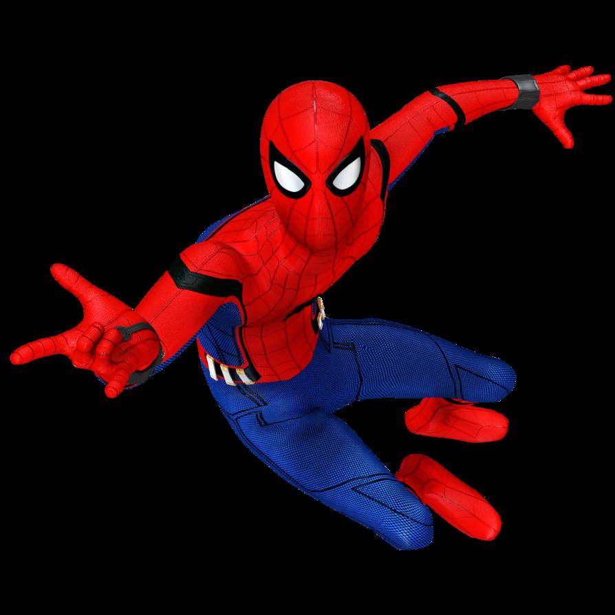 Spider Man Homecoming Render By Jaysonjeanchannel Spiderman Superhero Marvel Spiderman