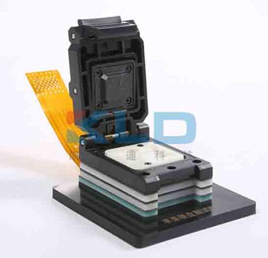 LGA52 LGA60 Apple iphone / ipad NAND flash memory chip test