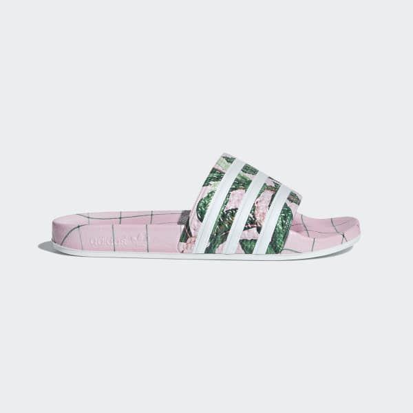 adidas Adilette Slides - Black | adidas US | Sandalias ...
