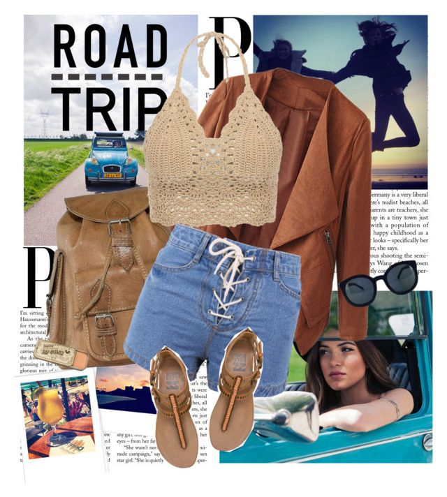 Hit the road............... by style-stories on Polyvore featuring Billabong