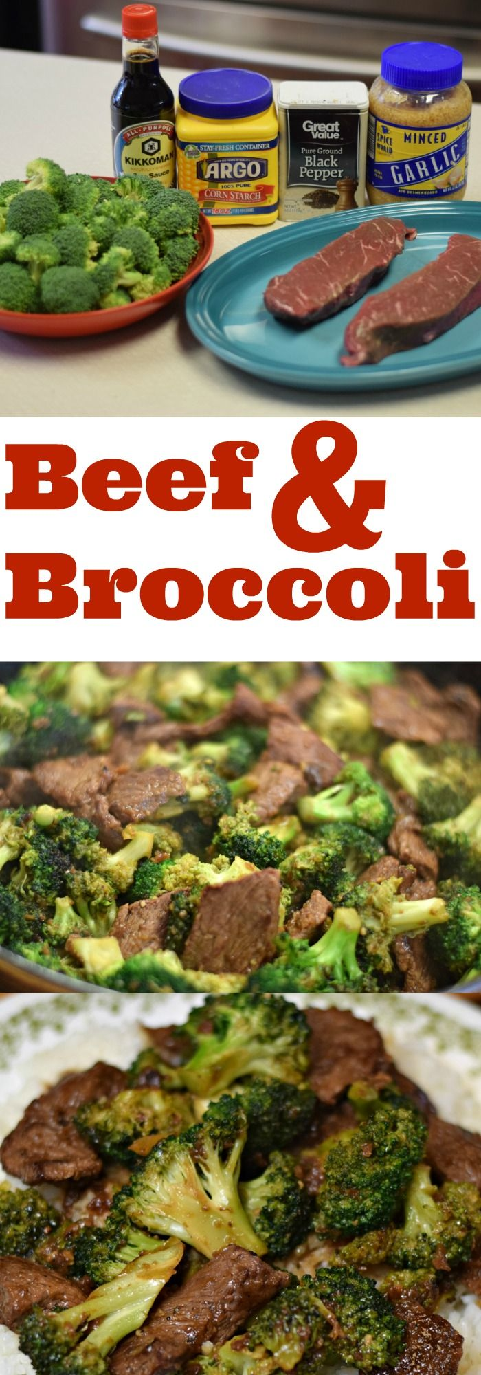 Beef and Broccoli - Southern Plate