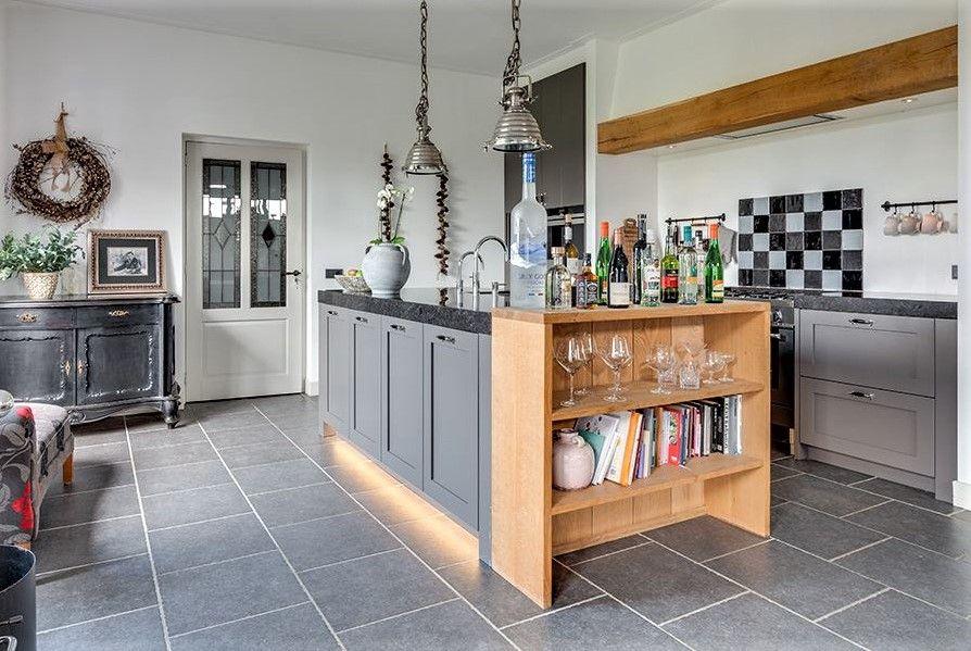 Keur Keukens Keukentegels : Keramische keukentegels geleverd in deze sfeervolle keuken ook