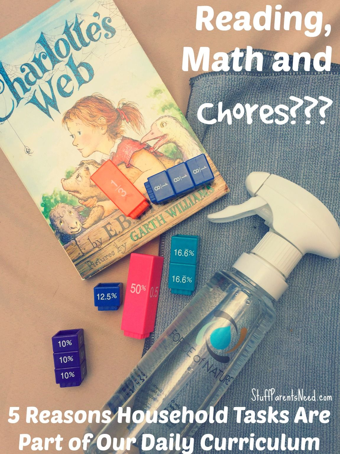 5 Reasons Why Chores Are Considered Part Of The