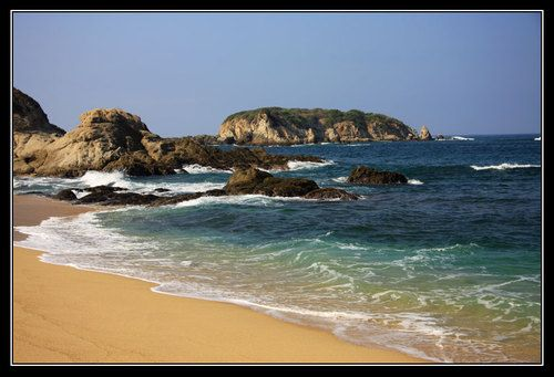Panoramio - Photos by J.Ernesto Ortiz Razo > Michoacan coast
