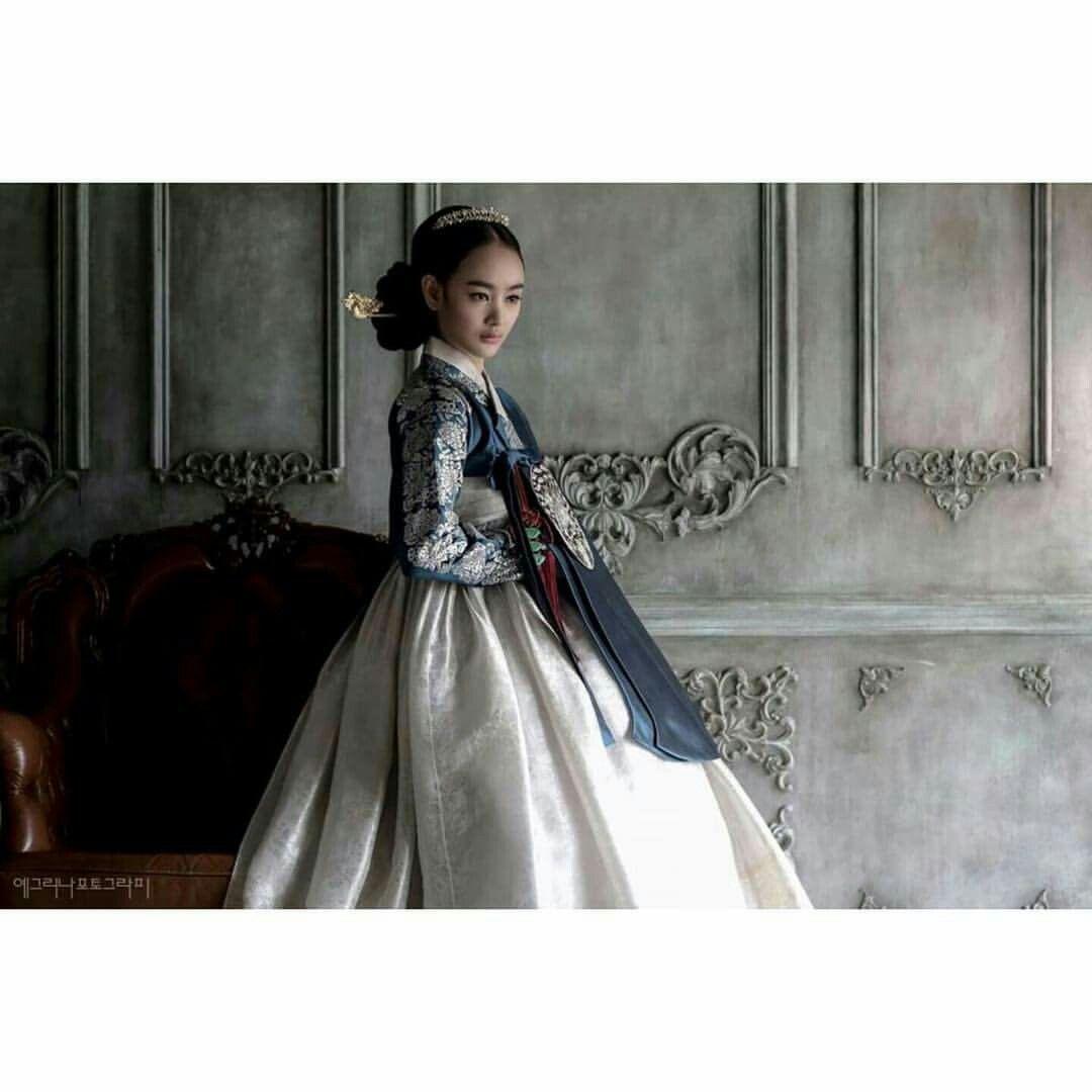 예뻐~~~ Korean Hanbok~