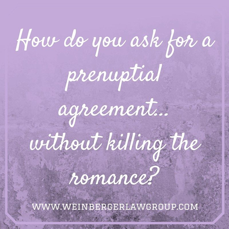 Do You Need A Prenuptial Agreement  Prenups
