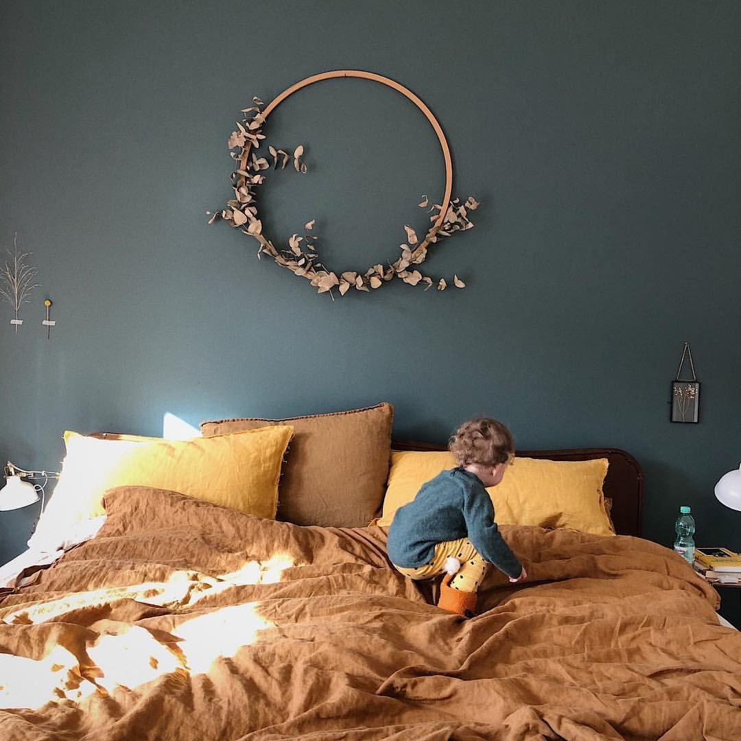 Farbgestaltung Welche Farbe Passt Ins Schlafzimmer