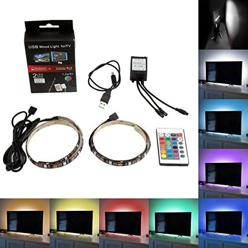 Supernight 5050 rgb usb led light strip kit flexible adhe https supernight 5050 rgb usb led light strip kit flexible adhe httpsamazondpb01emlnrh0refcmswrpidpxabztxb5gbawtg aloadofball Gallery