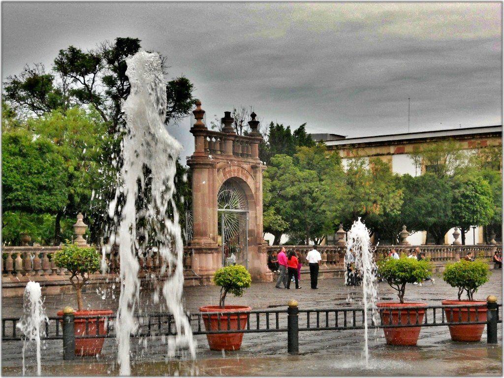Jardin de San Marcos uno de los iconos más representativos de la ...