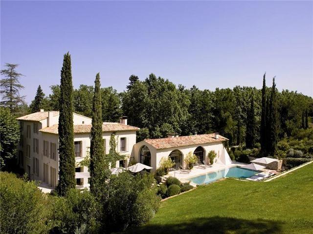 Красивые виллы во франции купить элитную недвижимость за рубежом