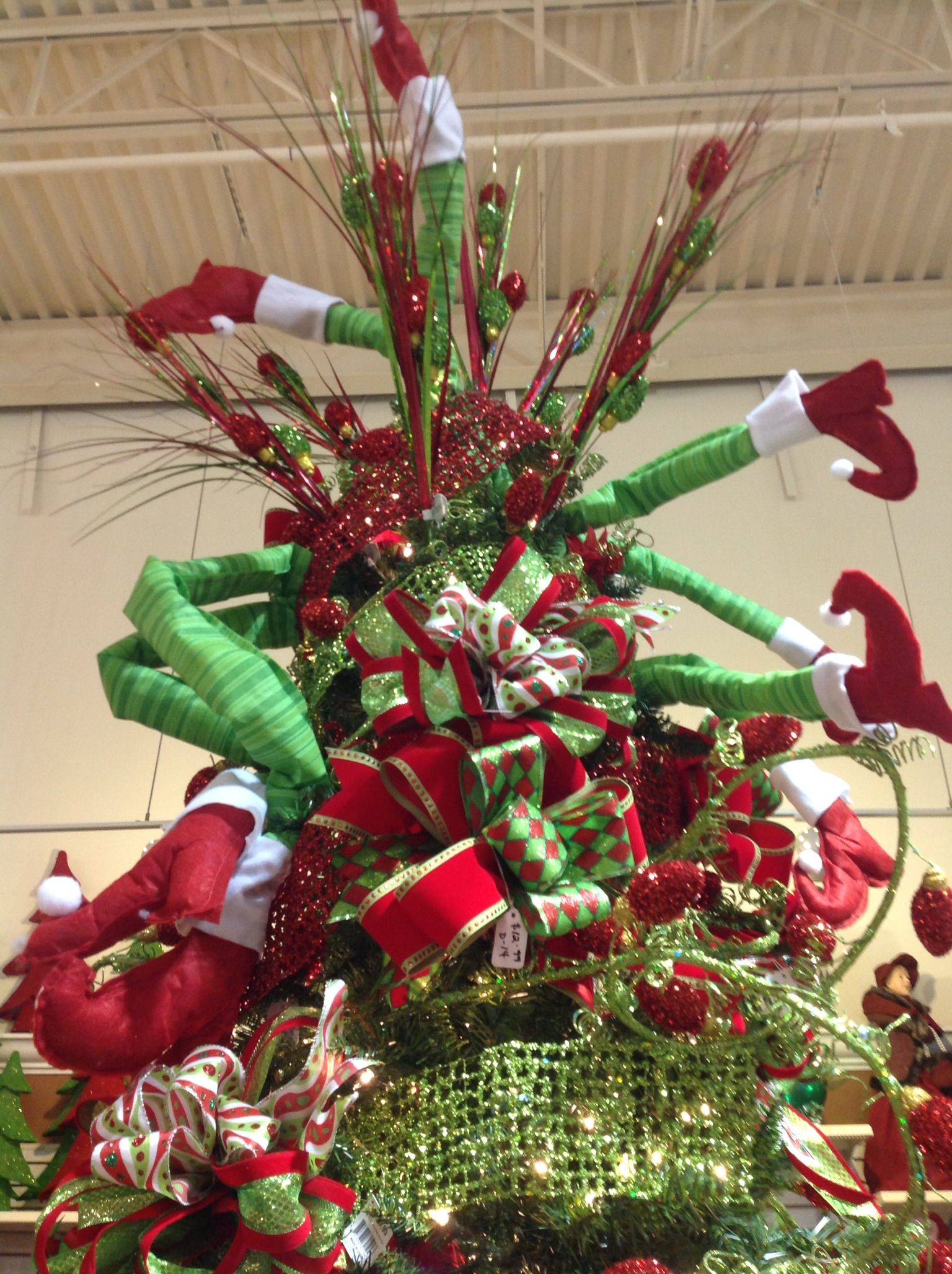 Tree topper | Christmas tree toppers, Christmas topper ...