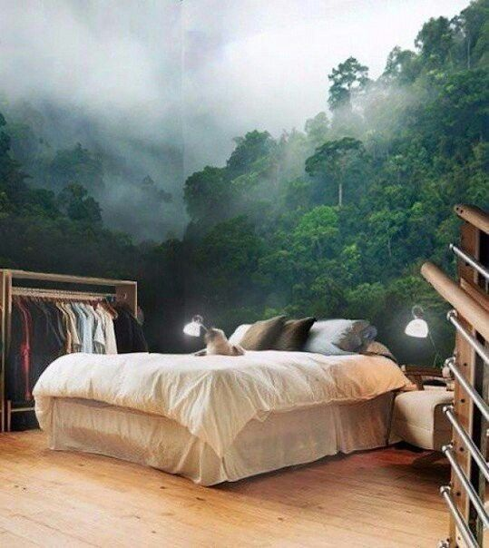 Con Un Humidificador E Ionizador Perfecto. Misty Forest Wallpaper Is Also  Nice Though Not Exactly What I Am Looking For