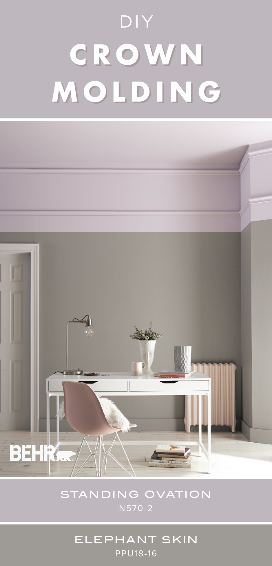 how to ceiling molding behr colors home office decor on home office color trends id=30639