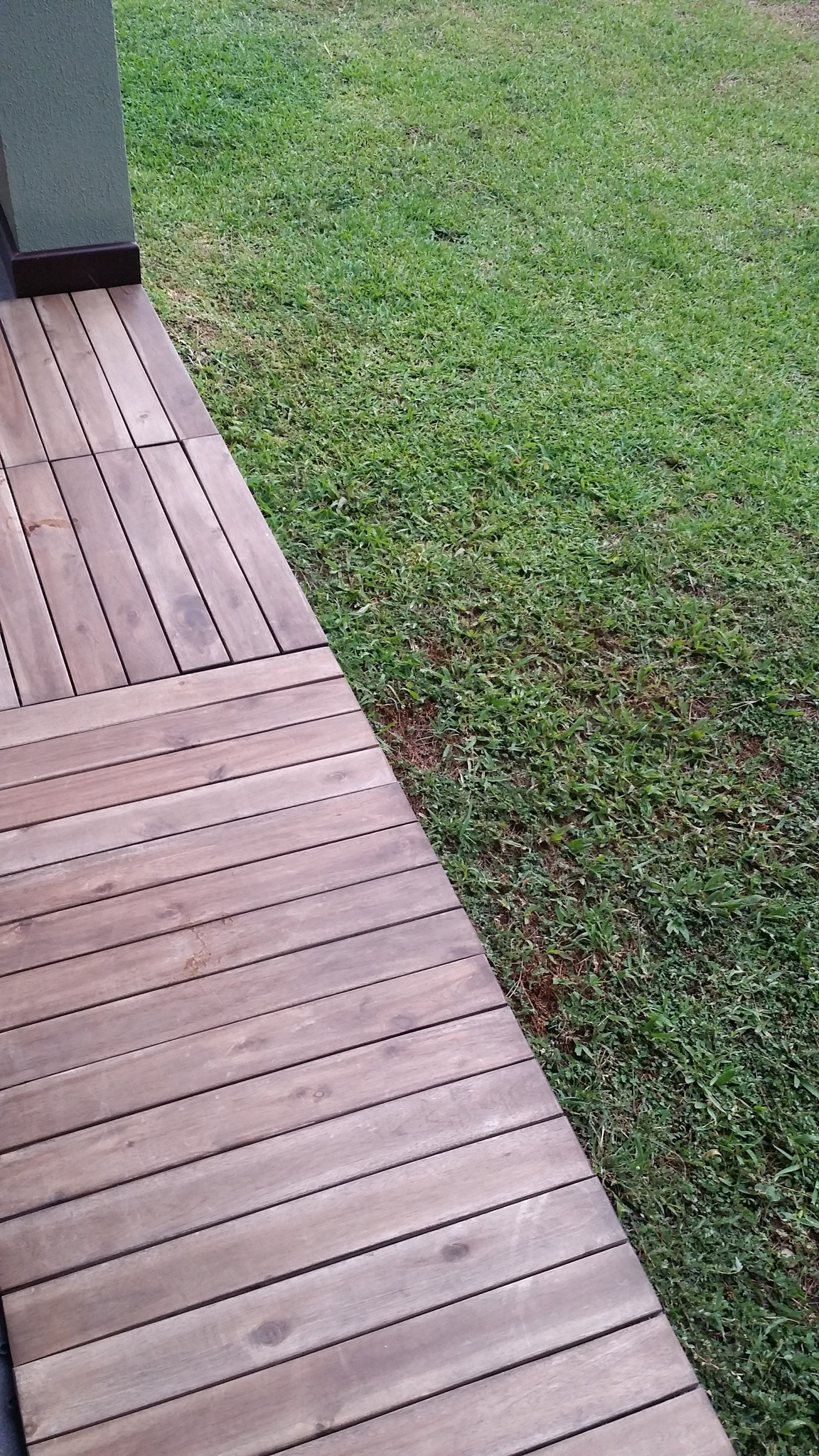 DIY flooring outdoor Interlocking Deck Tiles
