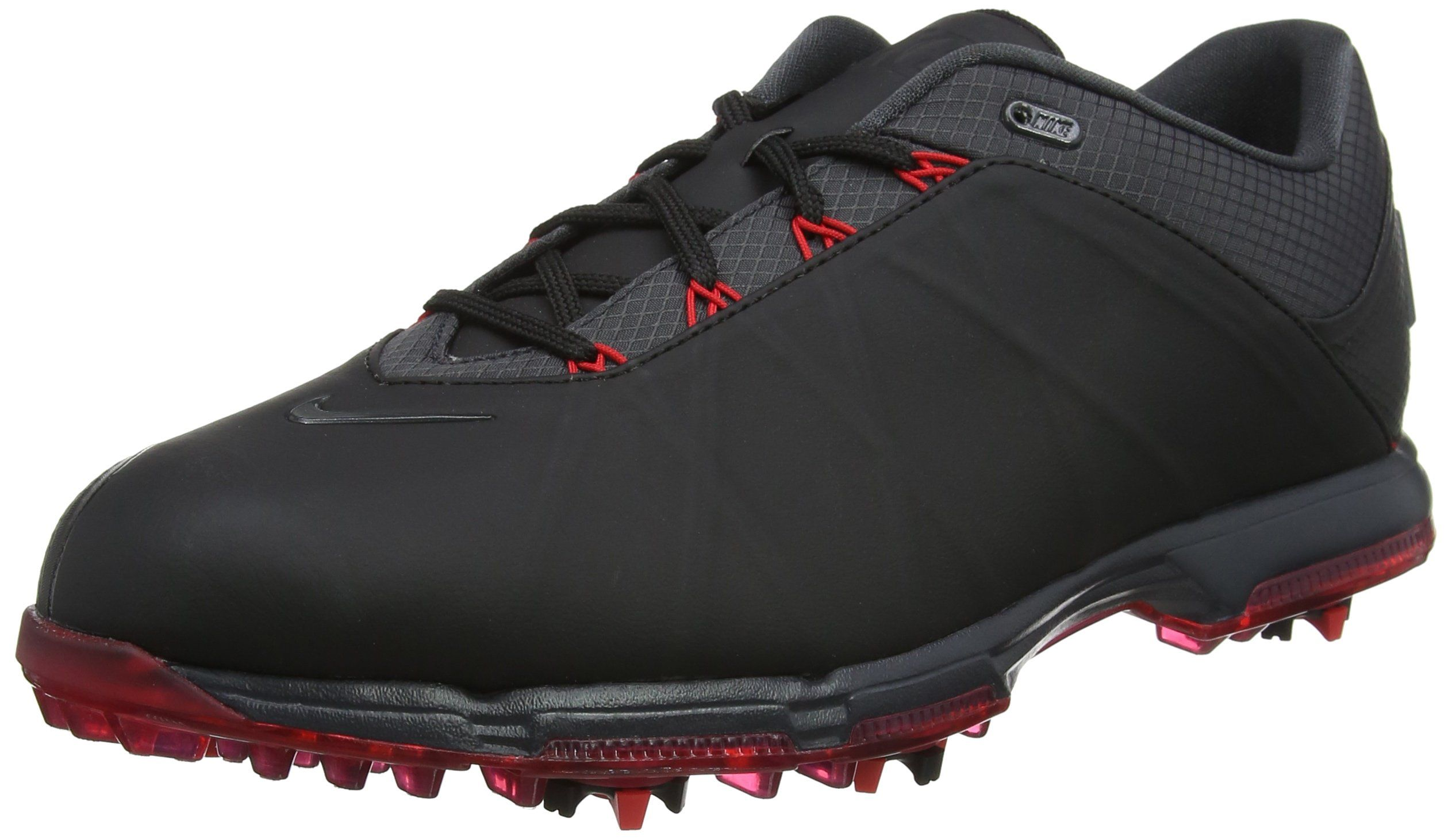 size 40 140af d9e7c Golf Shoes  NIKE Mens Lunar Fire Golf Shoes Medium 9.5 M BlackRed   Learn more evaluations of the item by seeing the web link on the image.