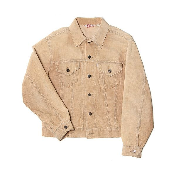 Blackbird Vintage Levi S Corduroy Trucker Jacket 110 Liked On Polyvore Featuring Men S Fashio Mens Corduroy Jacket Vintage Jeans Mens Vintage Denim Jacket