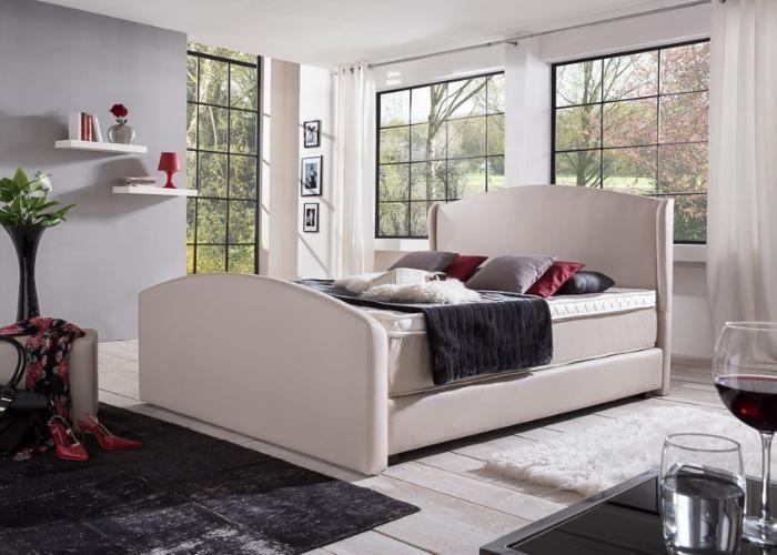 Boxspringbett Roma für Prinzessinnen und Prinzen #Boxspring #Bed - schlafzimmer ideen landhaus