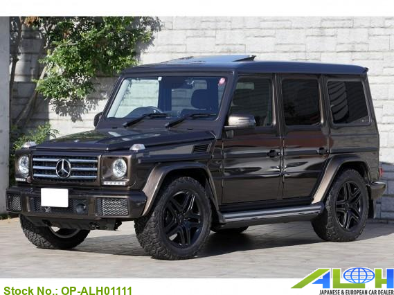 Mercedes Benz G Class 463348 With Stock Number Op Alh01111 Grade G350d Luxury Pkg And Mileage 24 000 Km Is Now On Sale It Was Registered In Year 2017 With 3 2020
