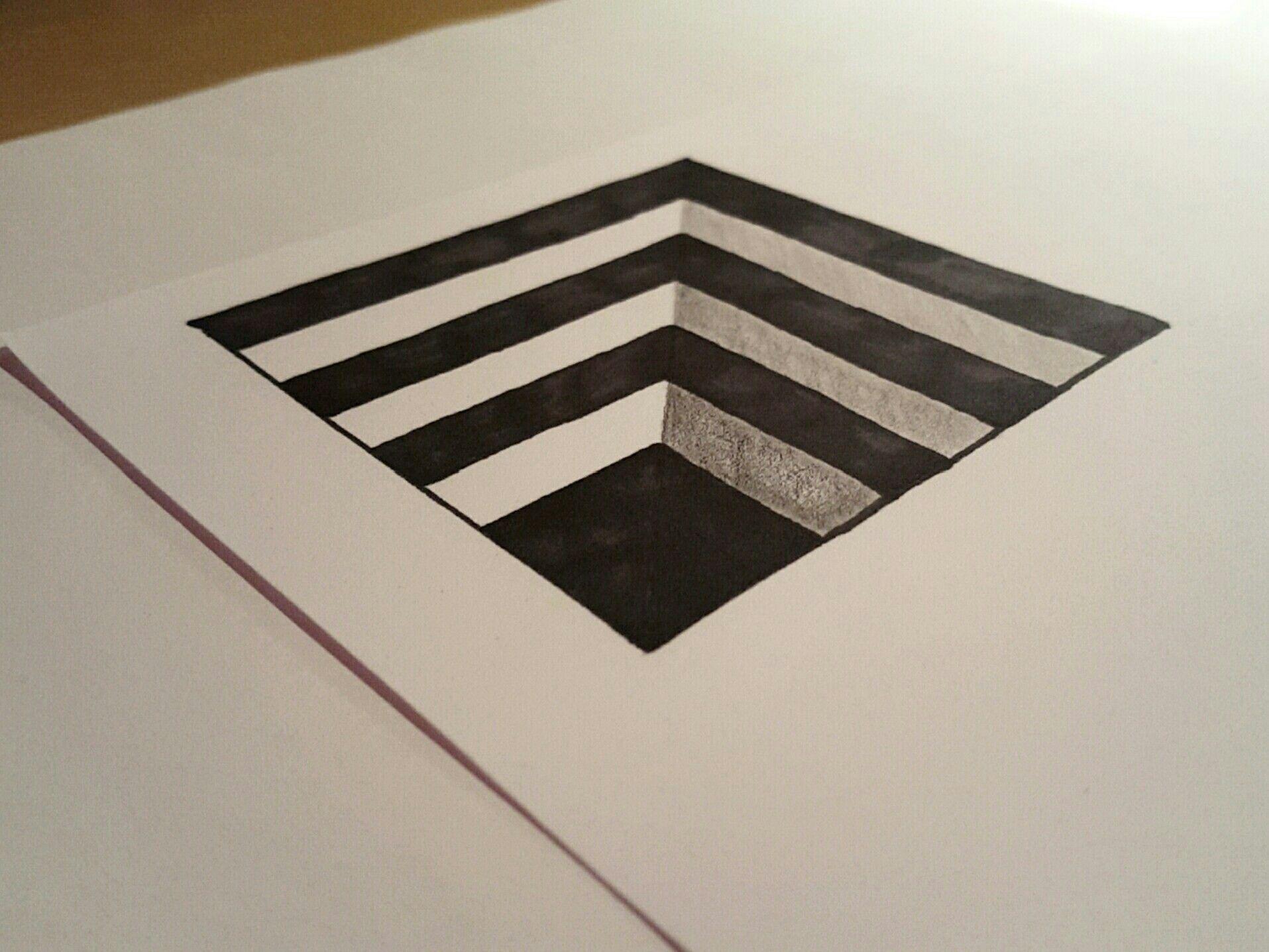 Illusion optique bing images - Illusion optique dessin ...