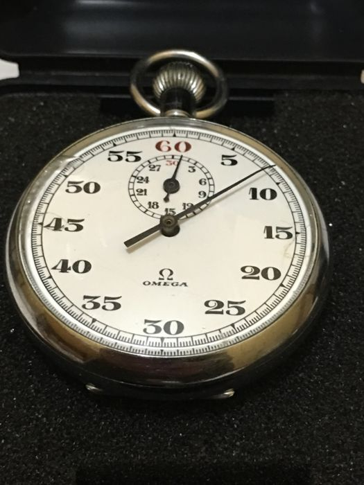 7effb8cc664 Catawiki online auction house  Omega - Stopwatch NO RESERVE PRICE - Unisex  - 1970-