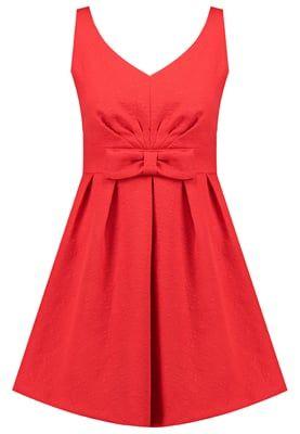 Zalando - Cocktailkleid / festliches Kleid - red