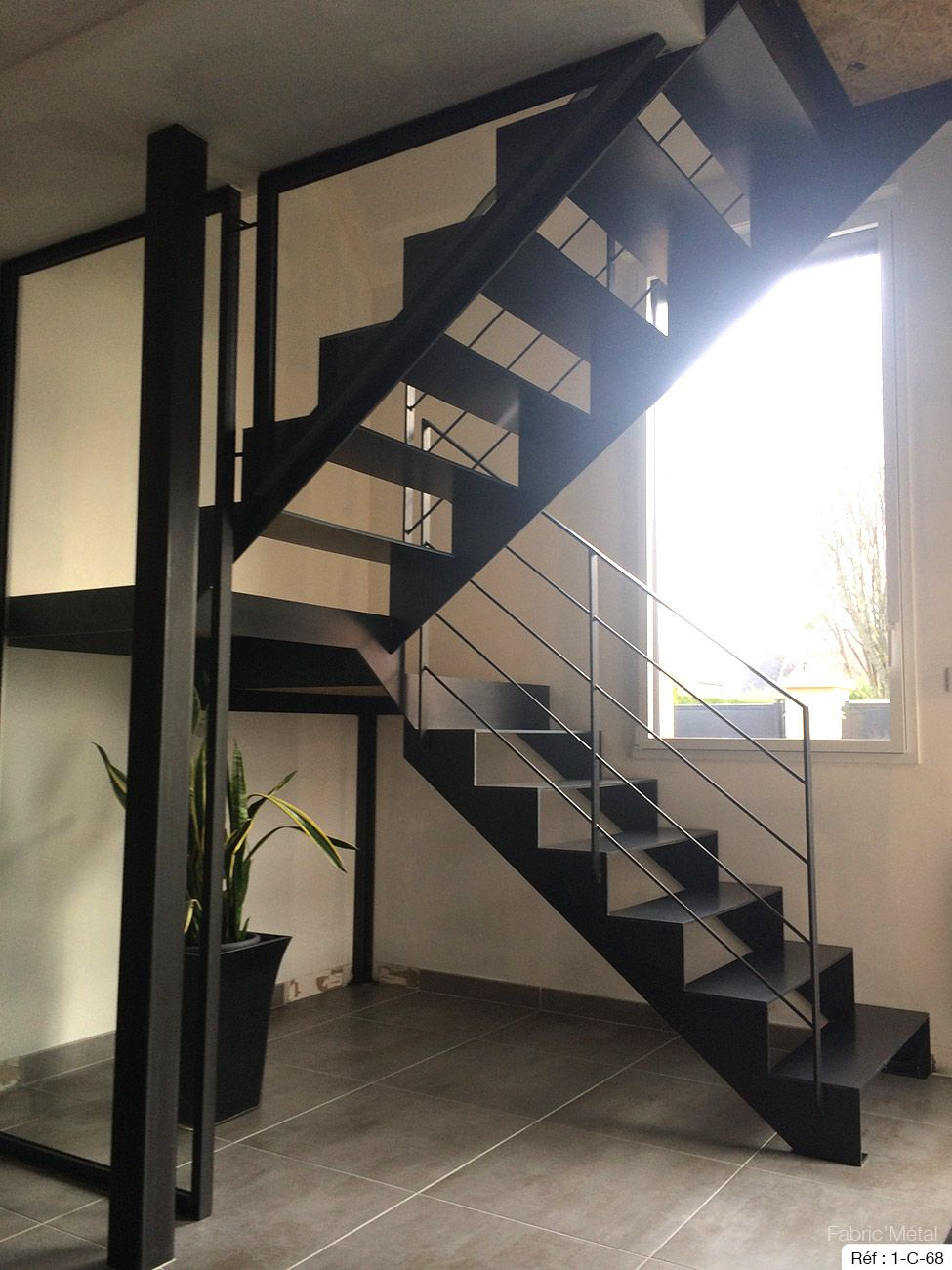 fabricant escalier deux quarts tournant en bretagne vannes rennes escaliers pinterest. Black Bedroom Furniture Sets. Home Design Ideas