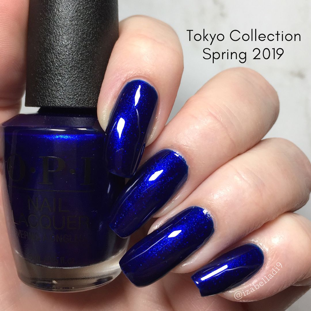 This Is Chopstix And Stones From Opi Spring 2019 Tokyo