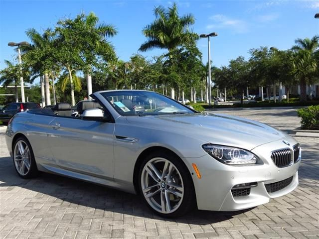 The 2015 #BMW 640i Convertible