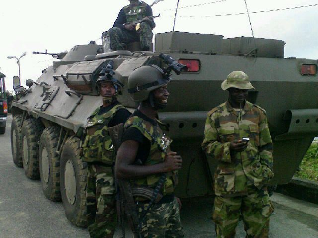 NIGERIAN ARMY GET NEW 7 INFANTRY DIVISION WITH HEADQUARTERS