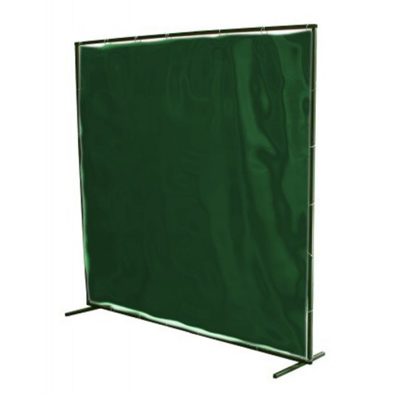 Portable Welding Screen 6' x 6' Low Vis Green #westcoweld #ukwelding #welding #welder #weld #greenscreen #weldporn #products #tools #diy