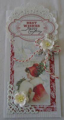 White Christmas...Card.