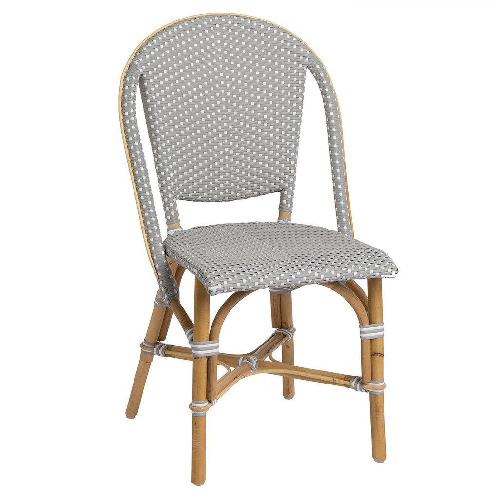 Sofie Side Bistro Chair   Sika Design USA