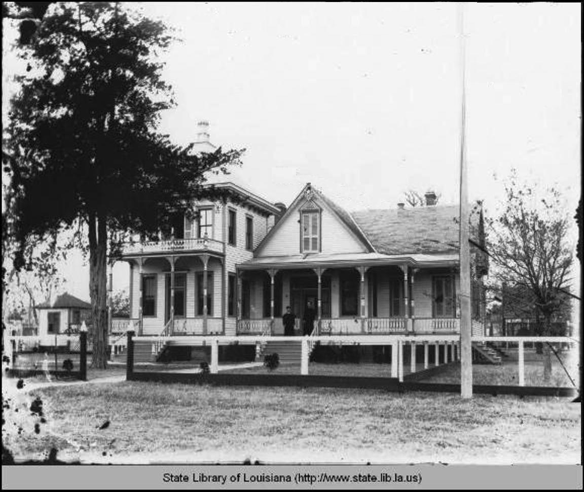 Houma Louisiana St Francis De Sales Boys School Circa 1930 S 1940 S St Francis De Sales Houma Louisiana University Of New Orleans