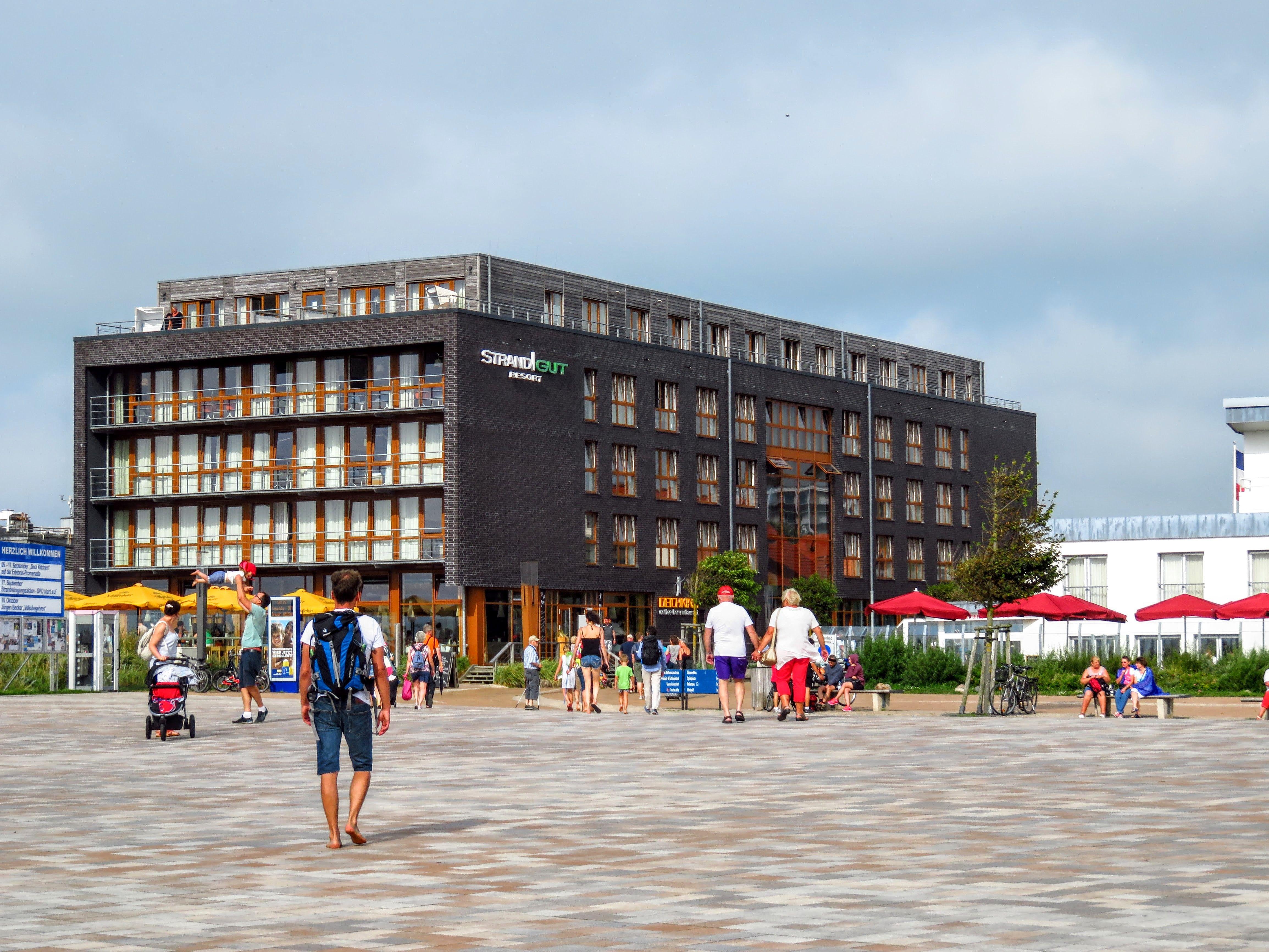 Strandgut St Peter Ording Angebote