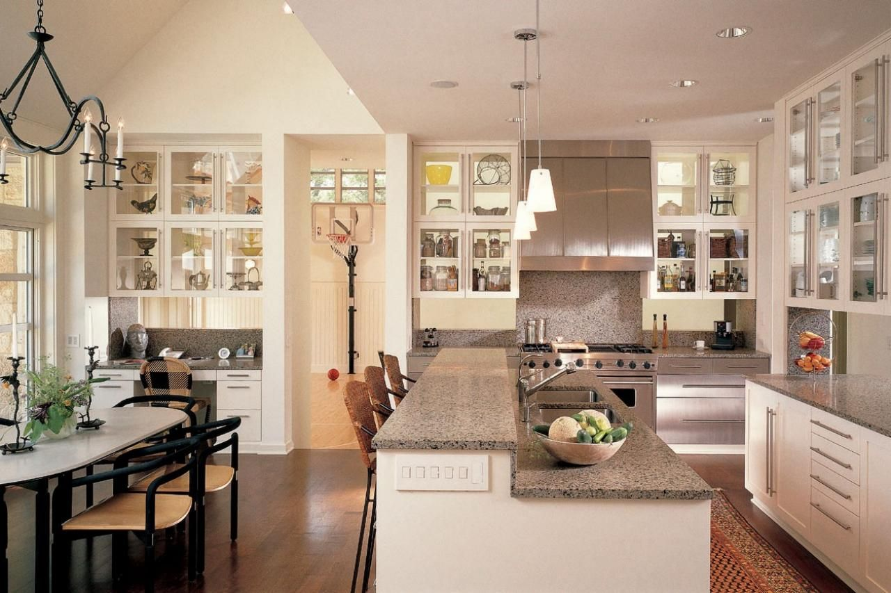 Small Kitchen Into Den Combinations Google Search