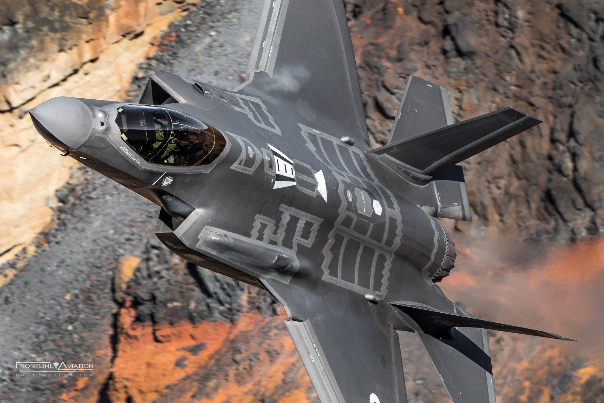 "Fast and Furious"", F-35A Lightning II, F-002, 323 TES, Royal"