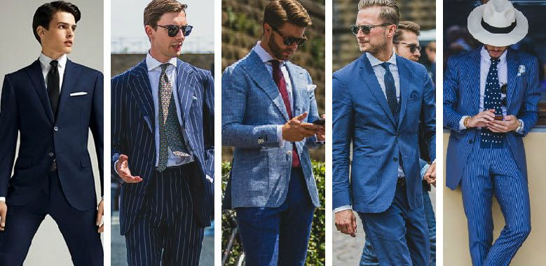 Cocktail Attire For Men - Dress Code Guide For Weddings Events ...