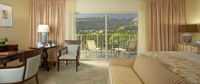 Kahala Hotel Mountain View Lanai Room Hawaii Hotels Lanai Room