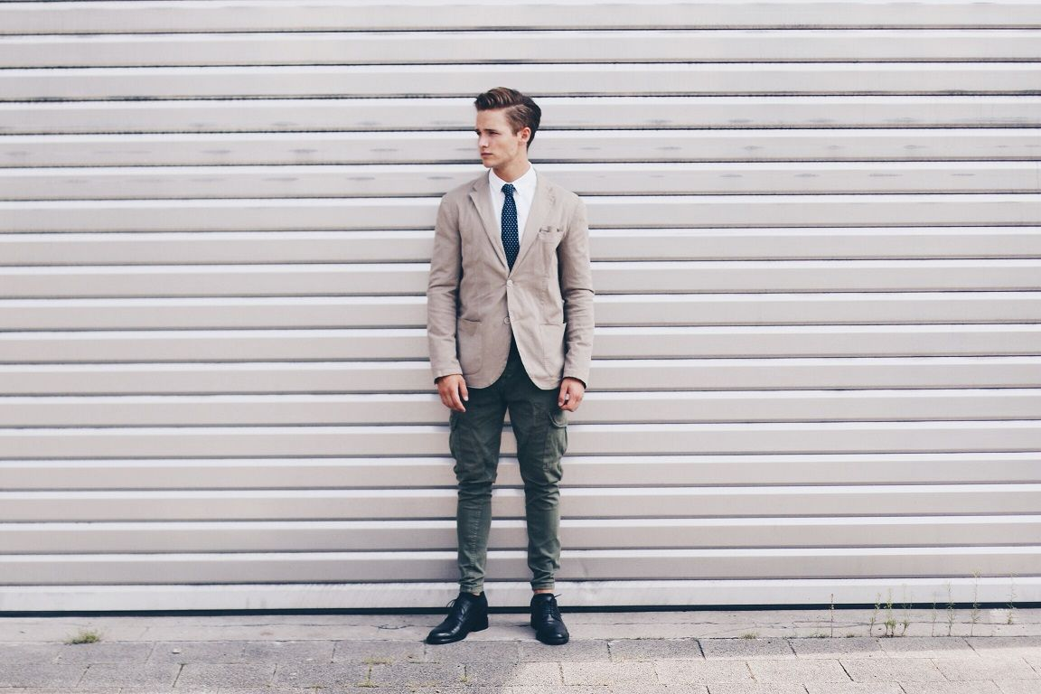 Men's Style & Inspiration Blog : Men's Style Guide and Men's Fashion Tips Everything a man needs....