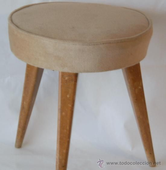 Banqueta taburete 3 patas bambi años 50, 55 € | 03. Chairs & stools ...