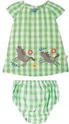 04e40c52f Frugi Green Pretty Baby Dress Set (3mths-3Yrs)