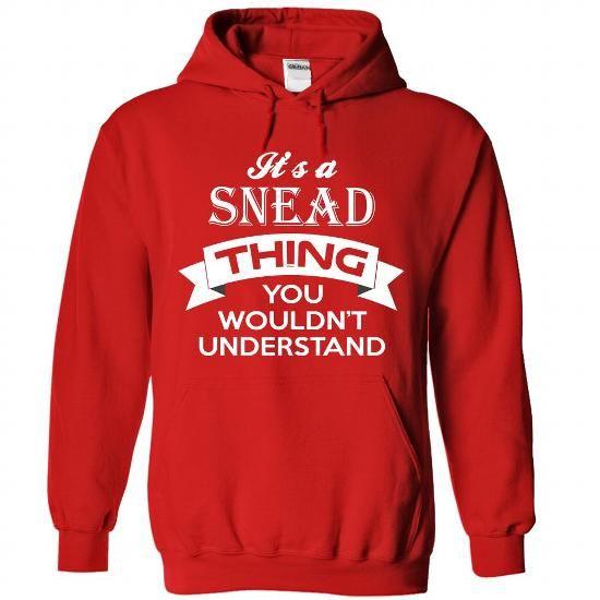 SNEAD - #formal shirt #hoodie costume. GET IT => https://www.sunfrog.com/Camping/SNEAD-Red-92186070-Hoodie.html?68278