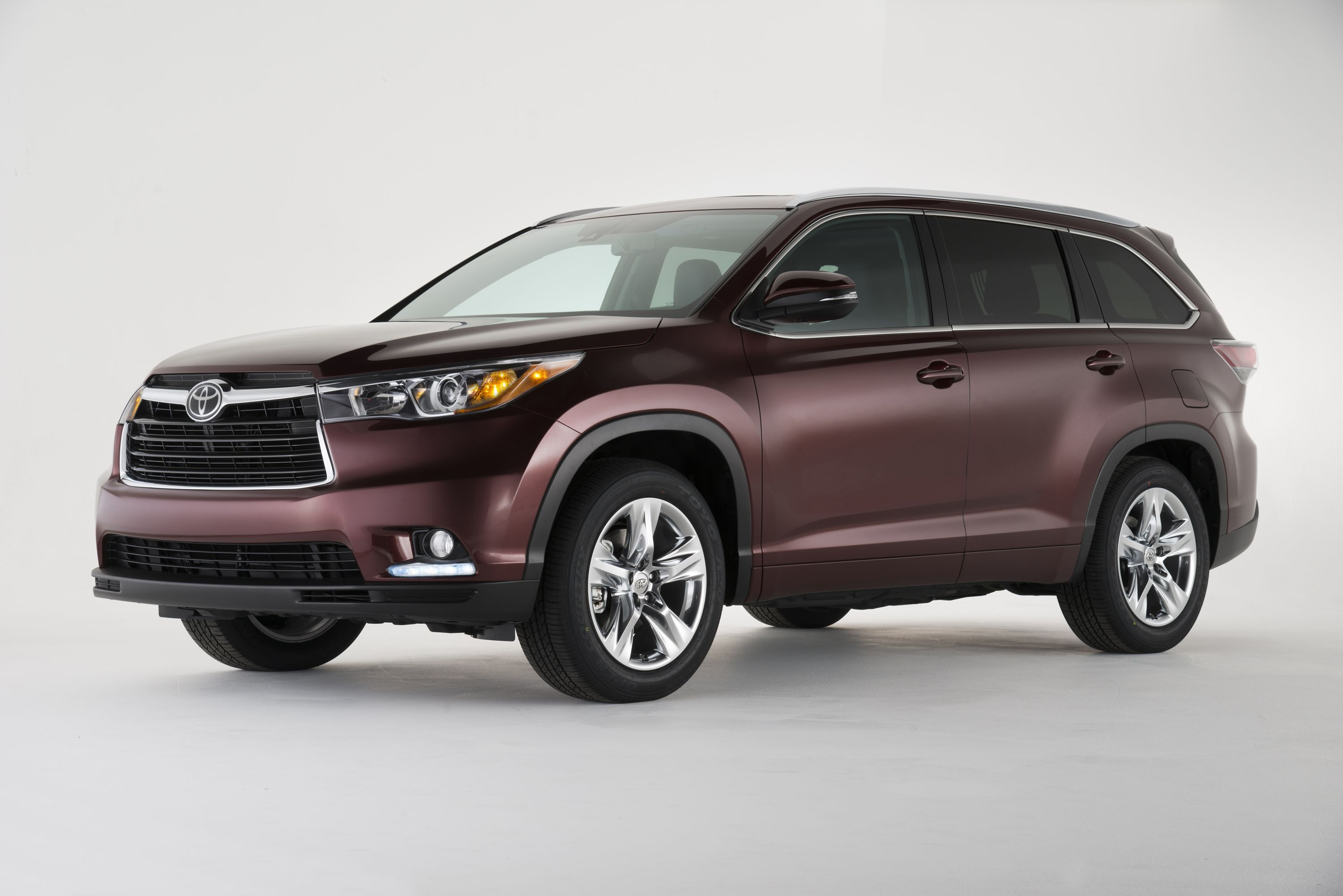 The New 14 Highlander Frank Toyota Pinterest