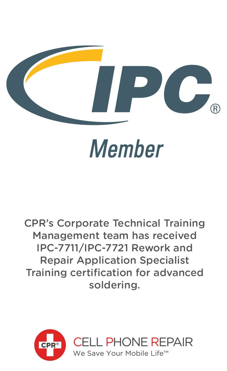 Cpr Cell Phone Repair Certifications Business And Phone