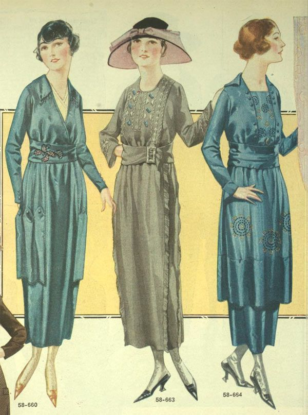 Fashion In The 1920s Clothing Styles Trends Pictures History Hc 1920s Pinterest
